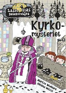 Kyrkomysteriet (e-bok) av Martin Widmark