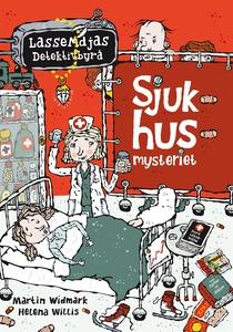 Sjukhusmysteriet (e-bok) av Martin Widmark