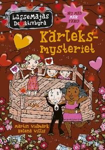 Kärleksmysteriet (e-bok) av Martin Widmark