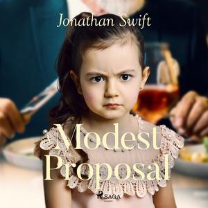 A Modest Proposal (ljudbok) av Jonathan Swift