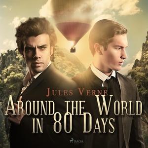 Around the World in 80 Days (ljudbok) av Jules