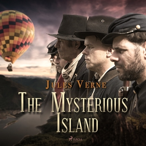 The Mysterious Island (ljudbok) av Jules Verne