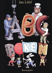 ABC-boken (e-bok) av Jan Lööf