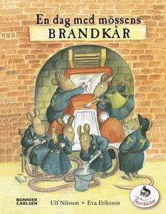 En dag med mössens brandkår (e-bok) av Ulf Nils