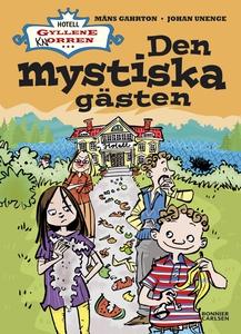 Den mystiska gästen (e-bok) av Johan Unenge, Må