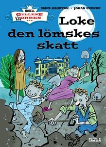 Loke den lömskes skatt (e-bok) av Johan Unenge,