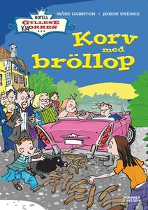Korv med bröllop (e-bok) av Johan Unenge, Måns