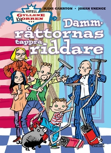 Dammråttornas tappra riddare (e-bok) av Johan U