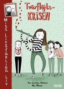 Tvärflöjtskrisen (e-bok) av Ann Caroline Håkans