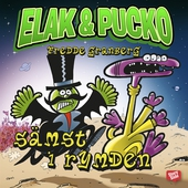 Elak & Pucko - sämst i rymden