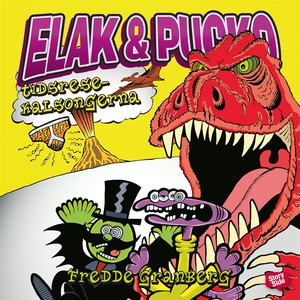 Elak & Pucko - tidsresekalsongerna (ljudbok) av