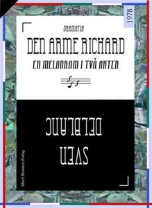 Den arme Richard : En melodram i två akter (e-b