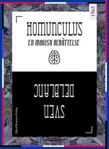 Homunculus : En magisk berättelse (e-bok) av Sv