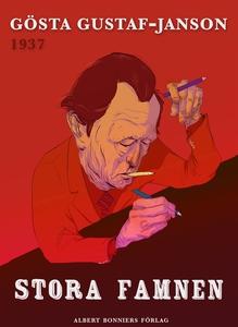 Stora famnen (e-bok) av Gösta Gustaf-Janson