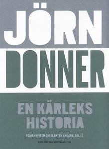 En kärleks historia (e-bok) av Jörn Donner