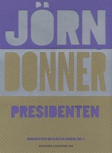 Presidenten (e-bok) av Jörn Donner