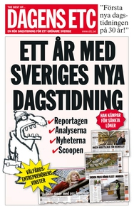 Best of Dagens ETC : 2014 (e-bok) av Henning Ma