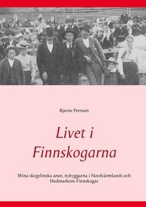 Livet i Finnskogarna (e-bok) av Bjarne Persson