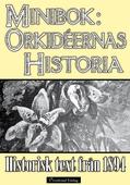 Minibok: Orkidéernas historia 1894