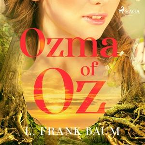 Ozma of Oz (ljudbok) av L Frank Baum