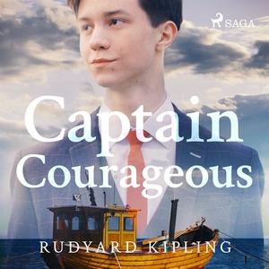 Captain Courageous (ljudbok) av Rudyard Kipling