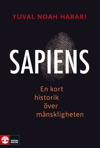 Sapiens : En kort historik över mänskligheten (