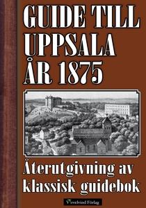Guide till Uppsala 1875 (e-bok) av Mikael Jäger