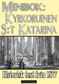 Minibok: Kyrkoruinen S:t Katarina i Visby 1877