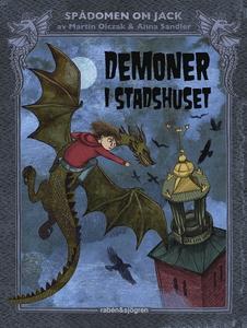 Demoner i Stadshuset (e-bok) av Martin Olczak