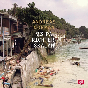 9,3 på richterskalan (ljudbok) av Andreas Norma