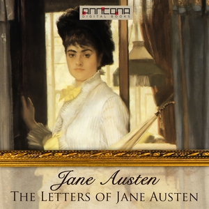 The Letters of Jane Austen (ljudbok) av Jane Au