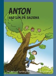Anton har lim på skorna (e-bok) av Per Straarup
