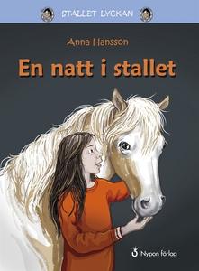 En natt i stallet (e-bok) av Anna Hansson