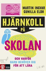 Hjärnkoll på skolan (e-bok) av Martin Ingvar, G