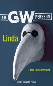 Linda  som i Lindamordet : Roman om ett brott (