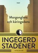 Morgonglans och käringadans : Noveller