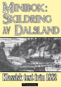 Minibok: Skildring av Dalsland 1882 (e-bok) av