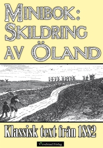 Minibok: Skildring av Öland 1882 (e-bok) av Her