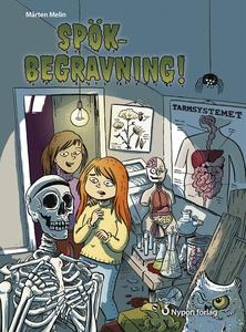 Spökbegravning! (e-bok) av Mårten Melin