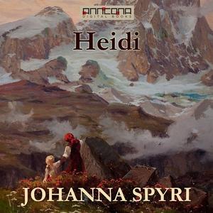 Heidi (ljudbok) av Johanna Spyri