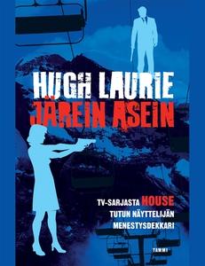 Järein asein (e-bok) av Hugh Laurie, Mari Männi