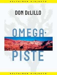 Omegapiste (e-bok) av Don DeLillo, Mari Männist