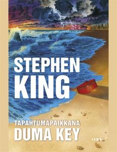 Tapahtumapaikkana Duma Key (e-bok) av Stephen K