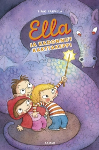 Ella ja kadonnut karttakeppi (e-bok) av Timo Pa
