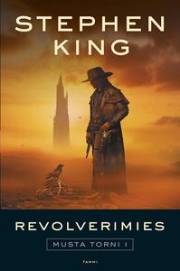 Revolverimies (e-bok) av Stephen King