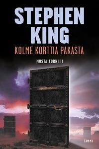 Kolme korttia pakasta (e-bok) av Stephen King