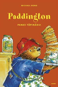 Paddington panee töpinäksi (e-bok) av Michael B