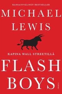 Flash Boys (e-bok) av Michael Lewis