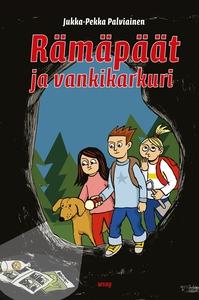 Rämäpäät ja vankikarkuri (e-bok) av Jukka-Pekka