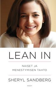 Lean in (e-bok) av Sheryl Sandberg